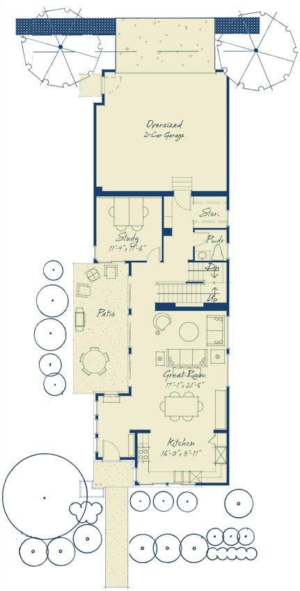 signature one - Brookfield Homes Floor Plans